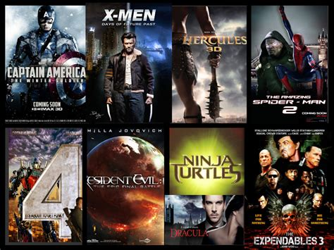 Movies I'm looking forward to in 2014 - Korsgaard's Commentary