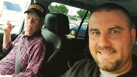 Feisty 85-Year-Old Grandfather Is a Viral Sensation