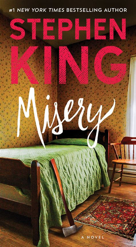 Misery | Book by Stephen King | Official Publisher Page