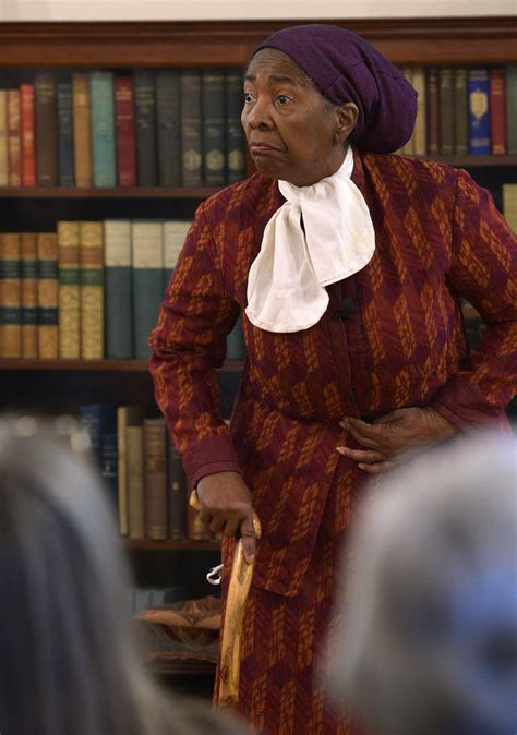 Harriet Tubman portrayal brings alive the perilous journey